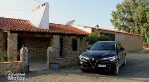 Prueba Alfa Romeo Stelvio 2.2 Diésel 210 CV Super AT8 AWD Q4 1 rec