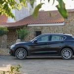 Prueba Alfa Romeo Stelvio 2.2 Diésel 210 CV Super AT8 AWD Q4