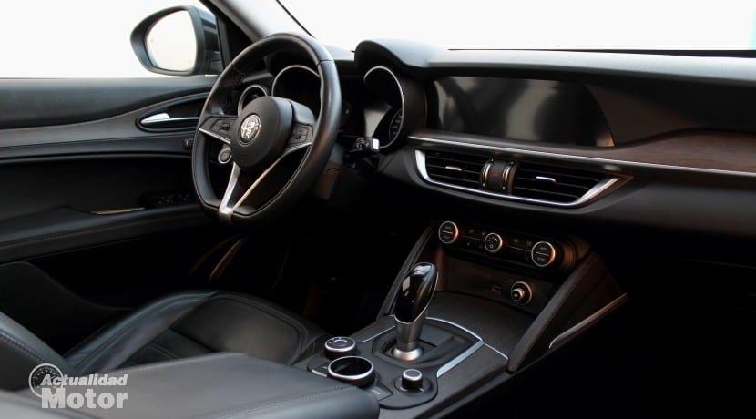 Prueba Alfa Romeo Stelvio 2.2 Diésel 210 CV Super AT8 AWD Q4 6 rec