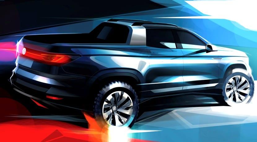 Volkswagen Pick-Up Mercosur