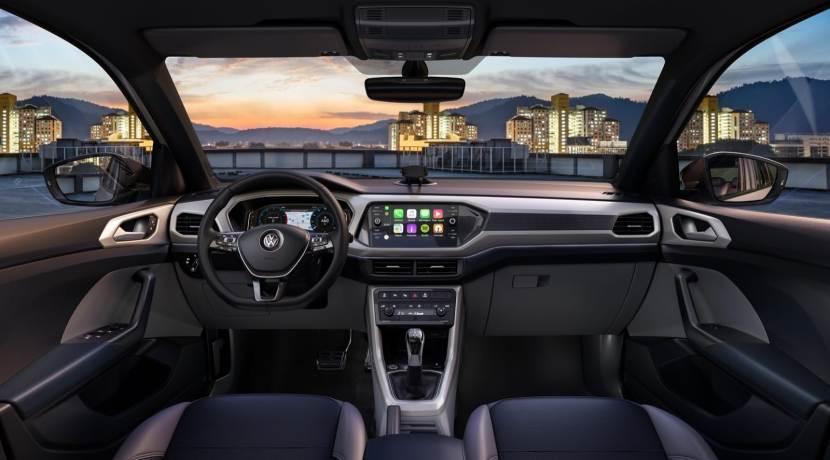 Volkswagen T-Cross América Latina