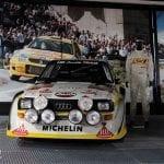 Audi S1 Quattro Rally