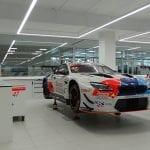 BMW M6 GT Open del equipo Teo Martin