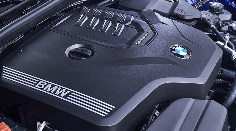 Motor BMW Serie 3