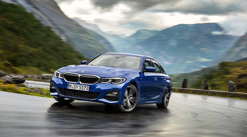 BMW Serie 3 dinámica