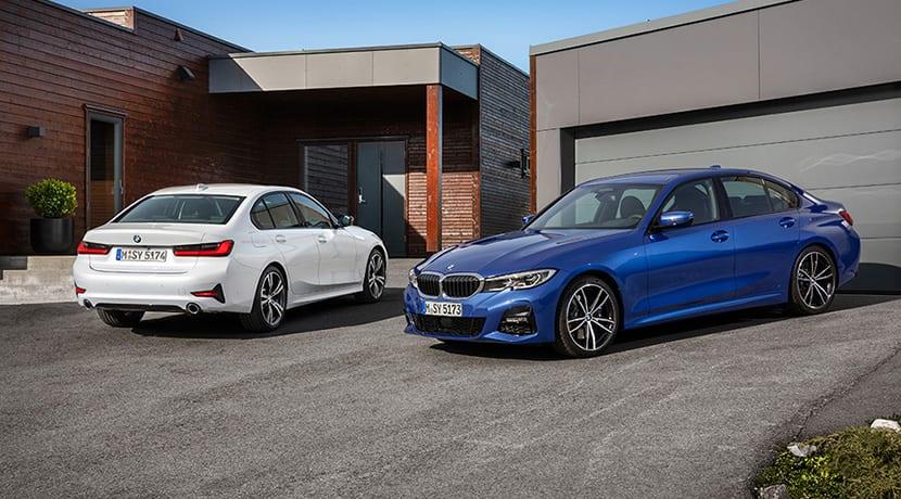 BMW Serie 3 acabados