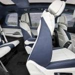 Plazas del BMW X7