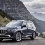 Llantas dle BMW X7