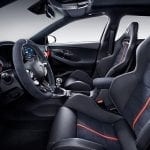 Interior del Hyundai i30 N Option Concept