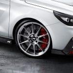 Llantas del Hyundai i30 N Option Concept