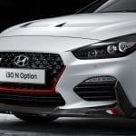 Morro del Hyundai i30 N Option Concept