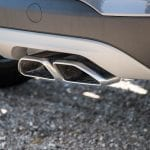 Tubos de escape del Hyundai Tucson