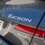 Anagrama del Hyundai Tucson