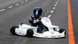 Kart Eléctrico de la FIA