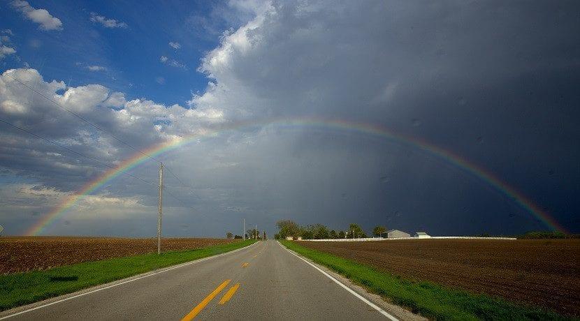 Errores que no debes cometer al conducir con lluvia