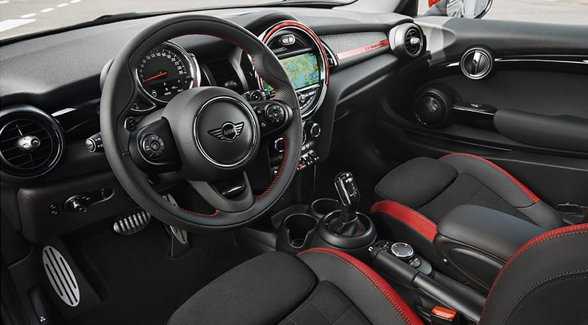 MINI Cooper S GT Edition interior