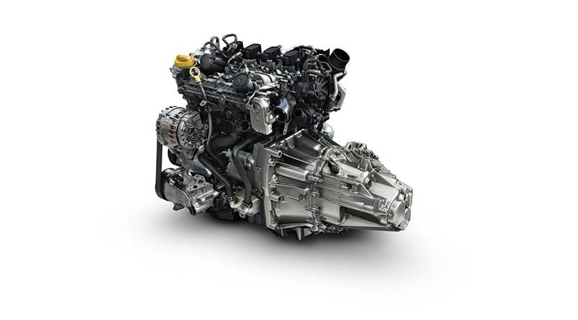 Motor 1.3 TCe Dacia Duster