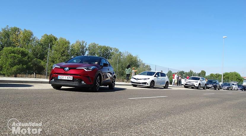 pruebas de vehículos en MOVISOP