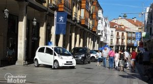 Feria de Movilidad Sostenible de Palencia MOVISOP