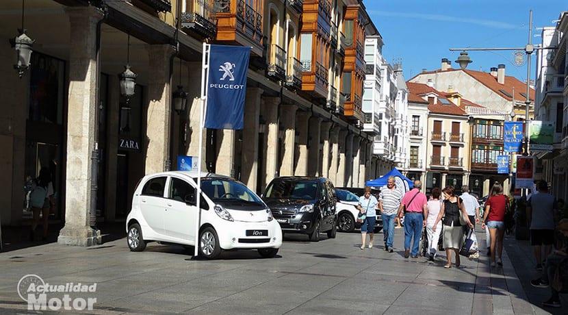 Feria de Movilidad Sostenible de Palencia MOVISOP