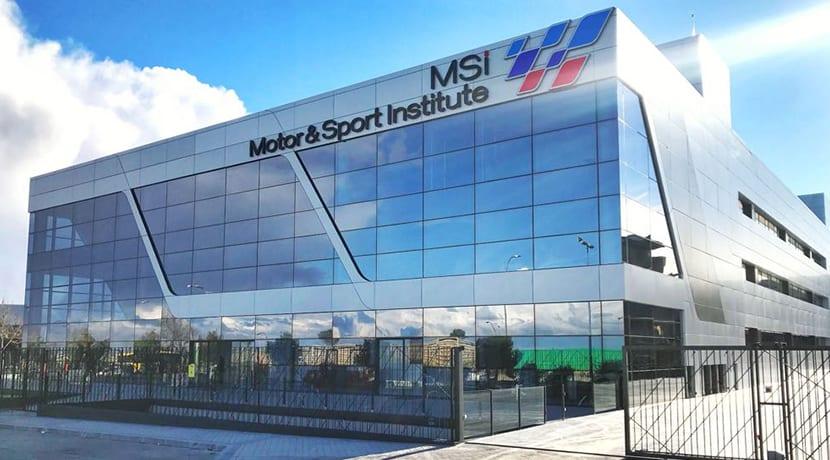 MSi - Motor & Sport Institute Teo Martin