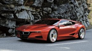 Superdeportivo BMW