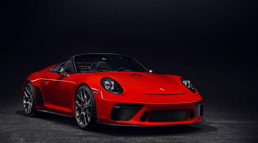 Porsche 911 Speedster (991)