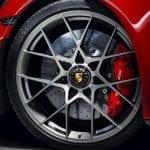 Llantas del Porsche 911 Speedster (991)