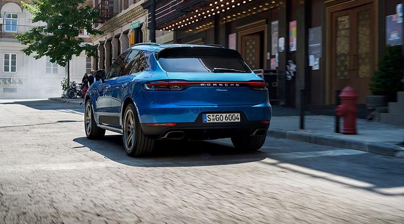 Porsche Macan 2.0 Turbo 245 CV