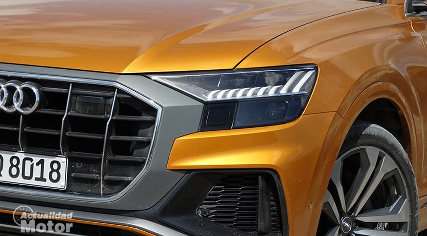 Prueba Audi Q8 TDI 286 cv