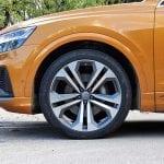 Prueba Audi Q8 50 TDI llanta