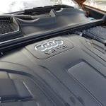 Prueba Audi Q8 50 TDI motor