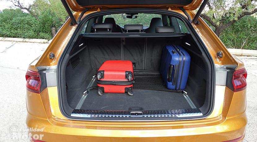 Maletero Audi Q8