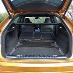 Prueba Audi Q8 50 TDI maletero