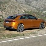 Prueba Audi Q8 50 TDI