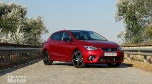Prueba Seat Ibiza FR 1.6 TDI exterior