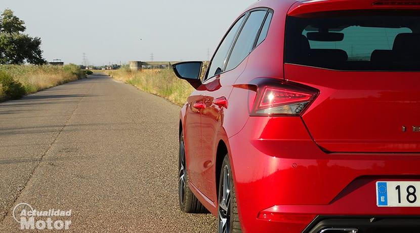 Prueba Seat Ibiza FR 1.6 TDI