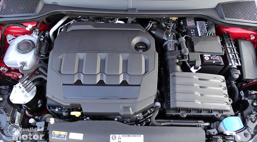 Prueba Seat Ibiza FR 1.6 TDI motor