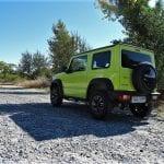 Prueba Suzuki Jimny