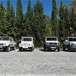 Generaciones Suzuki Jimny
