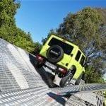 Prueba Suzuki Jimny 4x4