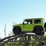 Prueba Suzuki Jimny 4x4 puente