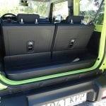 Prueba Suzuki Jimny maletero