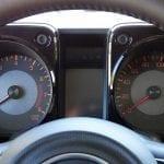 Prueba Suzuki Jimny cuadro de instrumentos