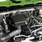 Prueba Suzuki Jimny motor