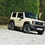 Prueba Suzuki Jimny perfil