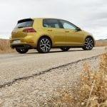 Prueba Volkswagen Golf R-Line 1.5 TSI 150 CV lateral