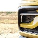 Prueba Volkswagen Golf R-Line 1.5 TSI 150 CV paragolpes