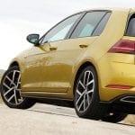 Prueba Volkswagen Golf R-Line 1.5 TSI 150 CV detalle trasero