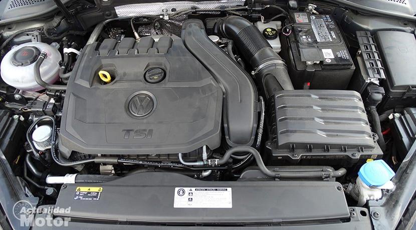 motor 1.5 TSI Evo